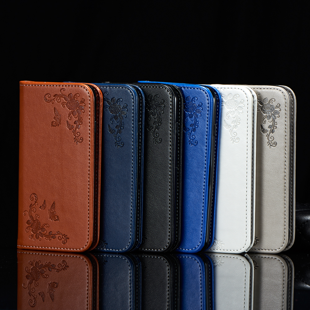 Luxury Retro Leather Case LG G5 H830 Flip Cover Wallet Stand & Card Holder H850 H820 H860N Phone Bag  -  Sensational Store store