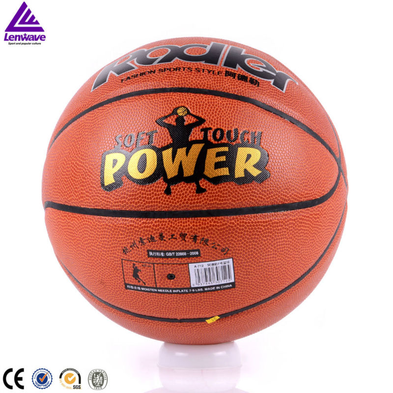 Adler basketball ball 7 # outdoors basketball PVC ball freedom and net bags and needle(China (Mainland))