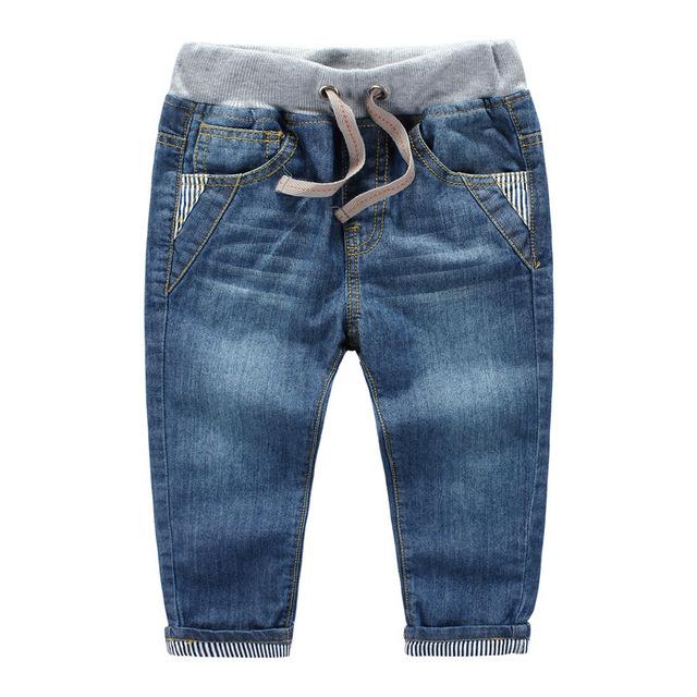 Новые приходят высокое качество весна осень дети джинсы для мальчиков детям детский ...