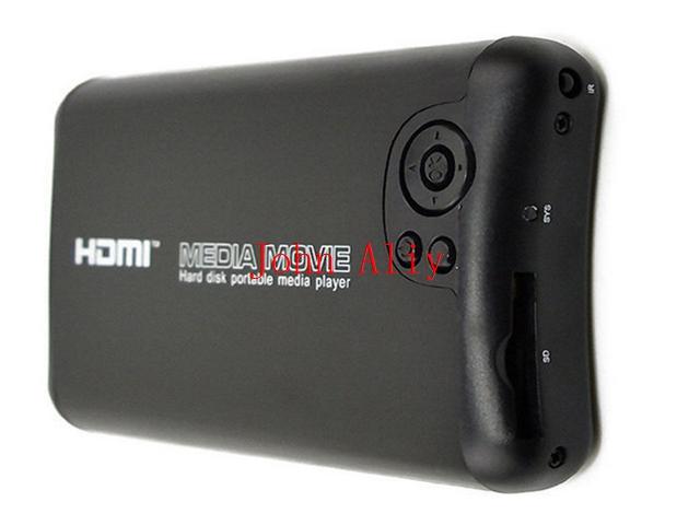 "Hot 2.5 Inch HDD Media Player Supports Internal 2.5""SATA car media player Full HD 1080P SD/MMC up to 32GB External USB HDD 2TB(China (Mainland))"