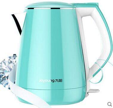 Гаджет  blue pet stainless steel electric kettle 1.5L heat preservation and anti - burning electric kettle None Бытовая техника