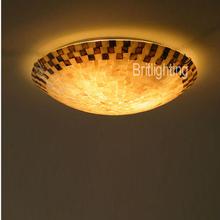 Modern Fashion Seashells Ceiling Lamp Seashells ceiling Light Living Room modern ceiling lights for bedroom kid's room lighting(China (Mainland))