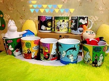 Cute Moomin Muumi Little My Cartoon Mug Coffee Cup Gift Collection Home Use