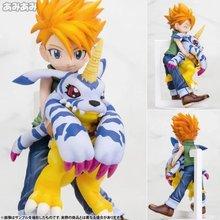 Digimon Action Figures YAMATO Gabumon PVC Figures 110mm Digital Monster Model Toys Digimon Adventure Game Digimons Doll