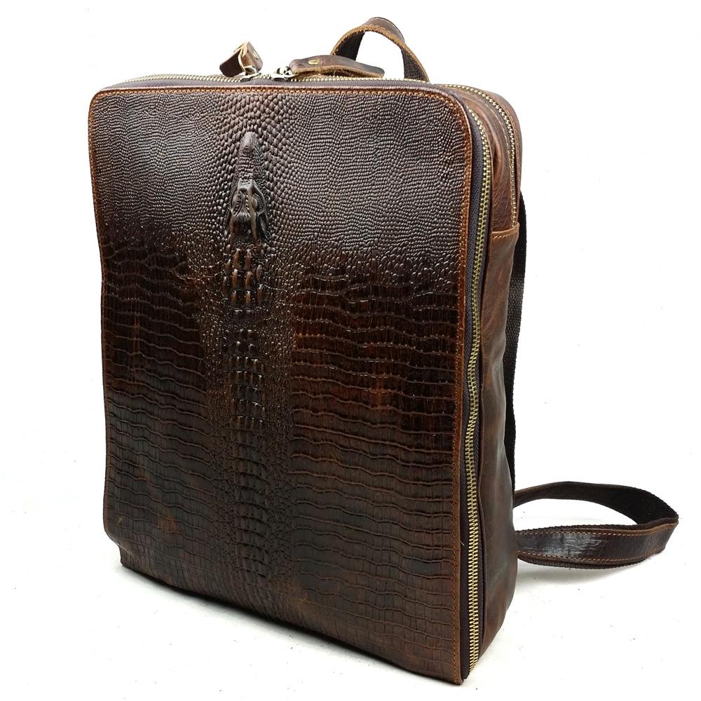 Designer Leather Backpacks For Men - Backpack Her