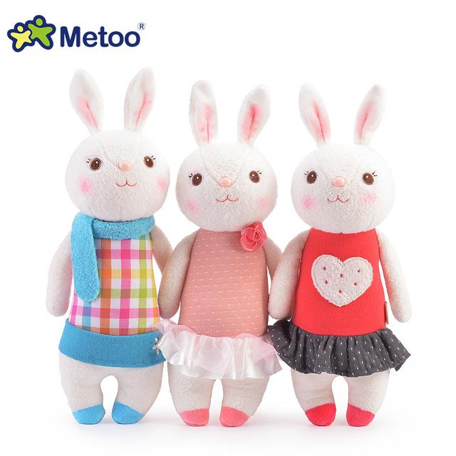 милый игрушки приколы куклы анимеигрушкакроликплюшевые игрушки праздничный подарокТирамису кролик плюшевые игрушки куклы дети подарки 8 стиль, 37 см банни мягкие лами кролик игрушка с подарочные коробки