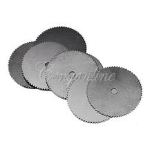 Hot 22mm Stainless Steel Round Cutting Awtooth Saw Blade Rotary Discs Grinder Wood Wheel Abrasive DIY Power Tool Accessories