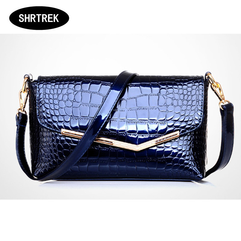 Women Messenger Bags 2015 High Quality Shell Shoulder Bag, Ladies Bags Fashion Small Patent Leather Womens Bag<br><br>Aliexpress