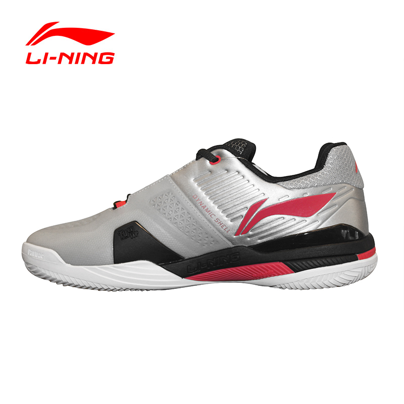 LI-NING Men's Professional Tennis Shoes Cushioning Breathable Stability Support Sneakers Sports Shoes LINING ATAK007 XYW011(China (Mainland))