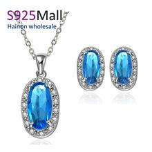 2016 Sale Real Accessories Fine Jewelry Jewelry Fvrs042free Shipping Extravagant Party Jewlery Set For Lady Fashion Big Crystal (China (Mainland))