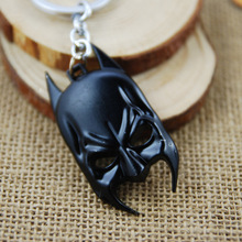 DC Comics Movie Superman Vs Batman Action Figure Metal Keychain Toy Pendant Chaveiro Stainless Steel Toy Gags & Practical Jokes(China (Mainland))