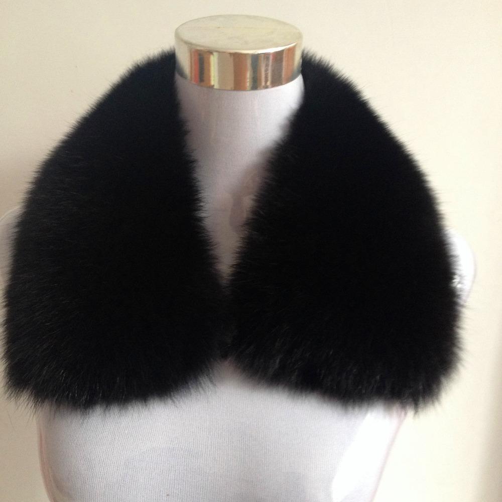 Гаджет  Real fox Fur Collar Scarf Womens Shawl Wraps Shrug Neck Warmer Stole Wholesale Hot sale Ring Scarf Womens None Одежда и аксессуары