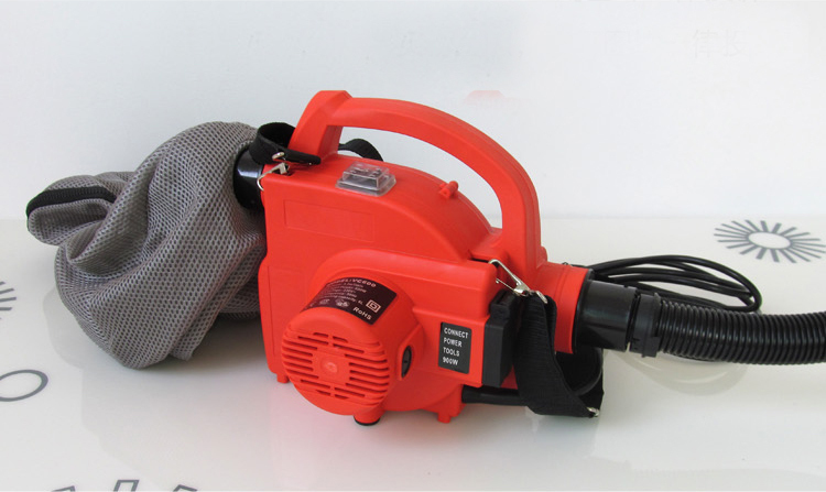 Industry used home fitment portable vacuum cleaner backpack electric dust collect machine tool 220v collector(China (Mainland))