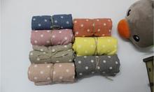 2015 new winter baby cute cotton scarf  dots star design kids warm scarf baby collars children scarves 40*150cm