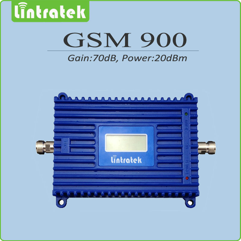 gsm repeater 900mhz cellular signal booster Gain 70dB repetidor de sinal celular GSM 900Mhz Amplifier/Repeater with LCD Display(China (Mainland))