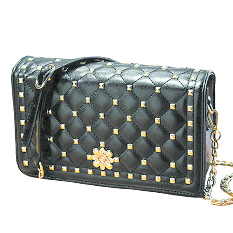 Brand Fashion Woman Chain Shoulder Bag Promotional Ladies Luxury PU Leather Cross-body Bags Women leather messenger bag WLHB1391(China (Mainland))
