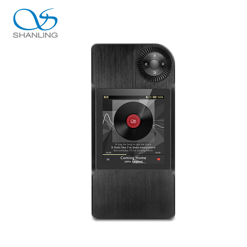 New ! Shanling M2 DAP Hifi Music Player DSD 192kHz / 32bit USB Micro Supported Window XP/7/8 Mac OS + Leather Case(China (Mainland))