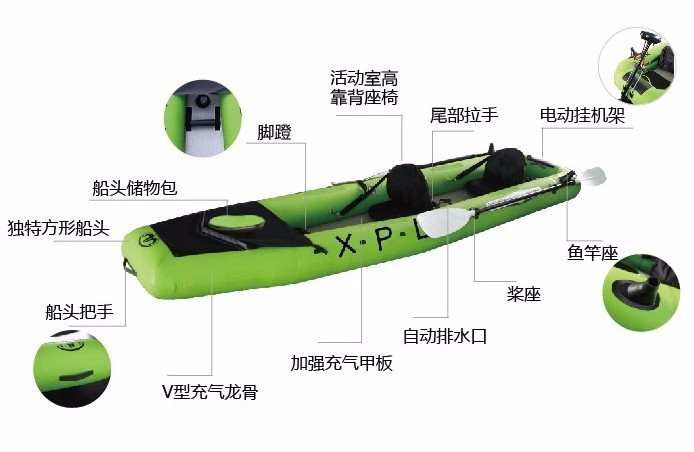 rubber dinghy inflatable fishing boat/lanchas/bote de goma/life raft inflatable/bote inflable/gommone/barca/caiaque/rowing(China (Mainland))