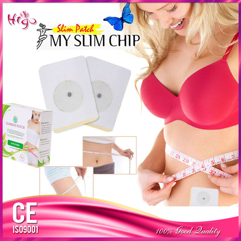 30pcses box Effective Weight Loss Slim Patches Fast Lose Weight for Sexy Body
