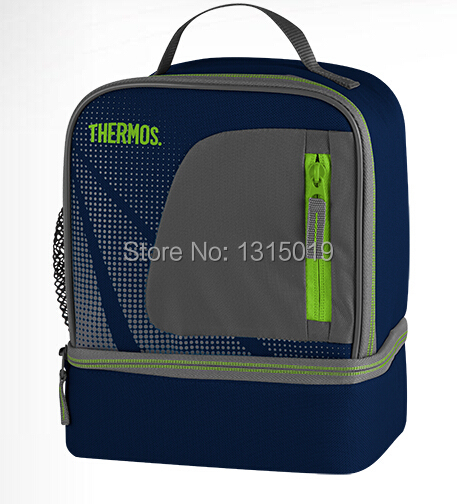 Thermal Car Heat&Cooler preservation thickening shoulder bag lunch box thermos outside bolsa termica - The Natural Beauty Co.,LTD store