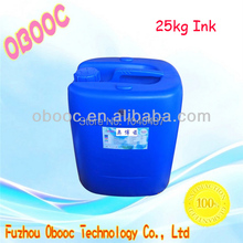 China Goods 25L Barrel Printing Ink Pigment Type For Digital Printer With Fast Shipping
