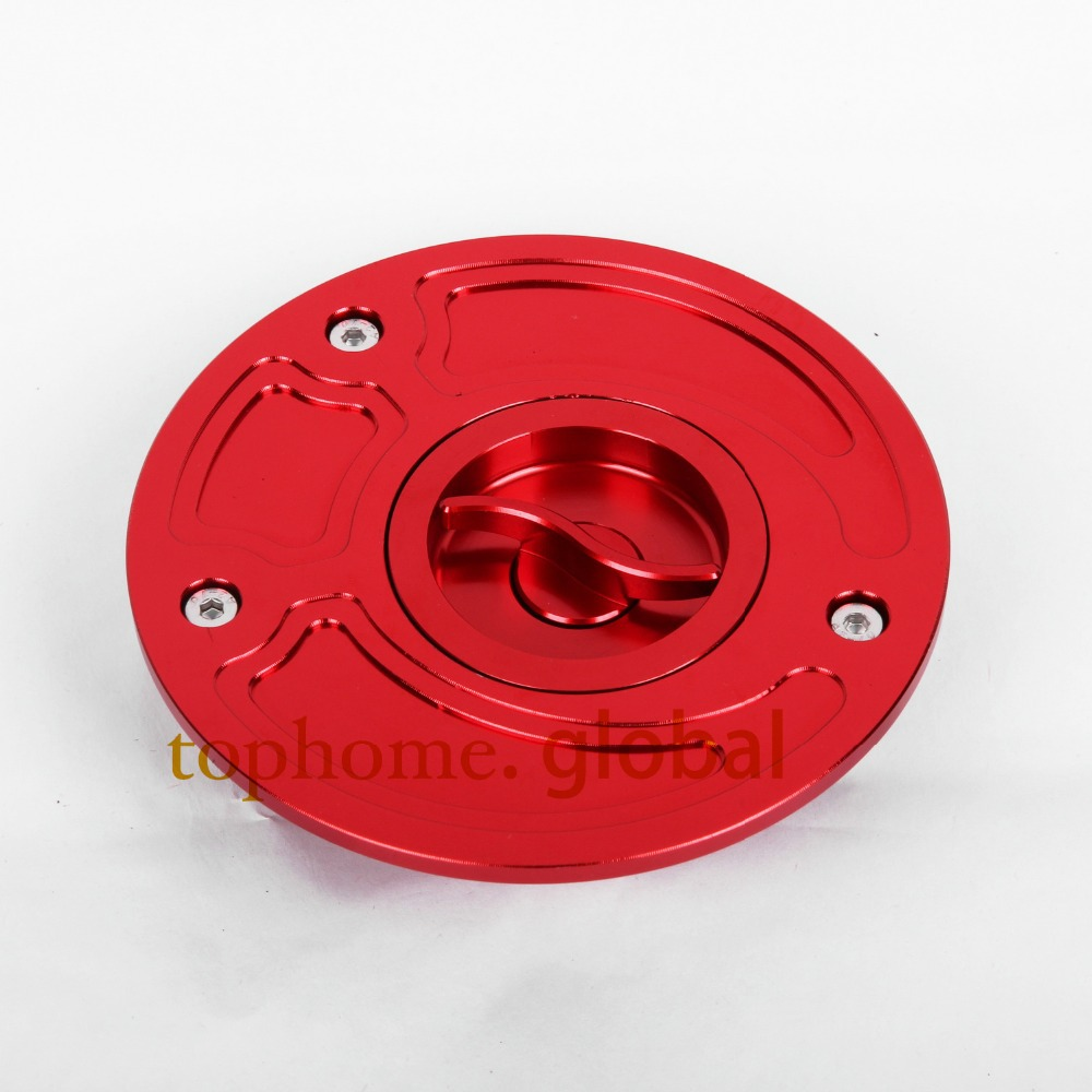 New CNC Gas Cap Fuel Tank Cap Red Color For Honda CBR 250RR All Years <br><br>Aliexpress