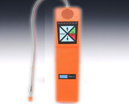 Halogen gas detector freon refrigerant Refrigerator / Car halogen leak detector instrument  Freon refrigerant tester Meter
