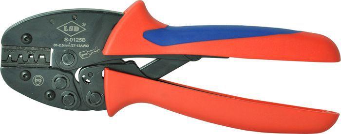 buy ratchet crimping tool for open barrel terminals 0 1 crimping plier. Black Bedroom Furniture Sets. Home Design Ideas