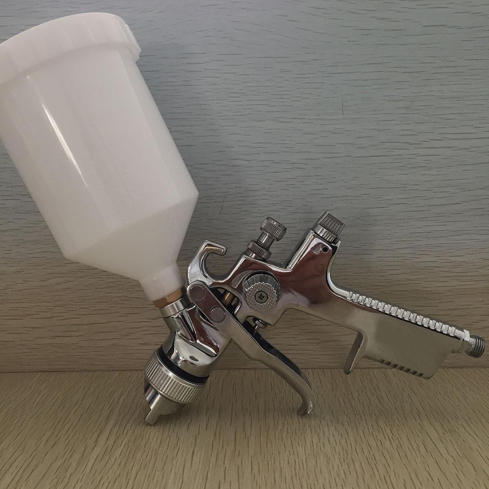 SAT0089 airbrush portable spray booth fuel dispenser nozzle painting spray gun(China (Mainland))