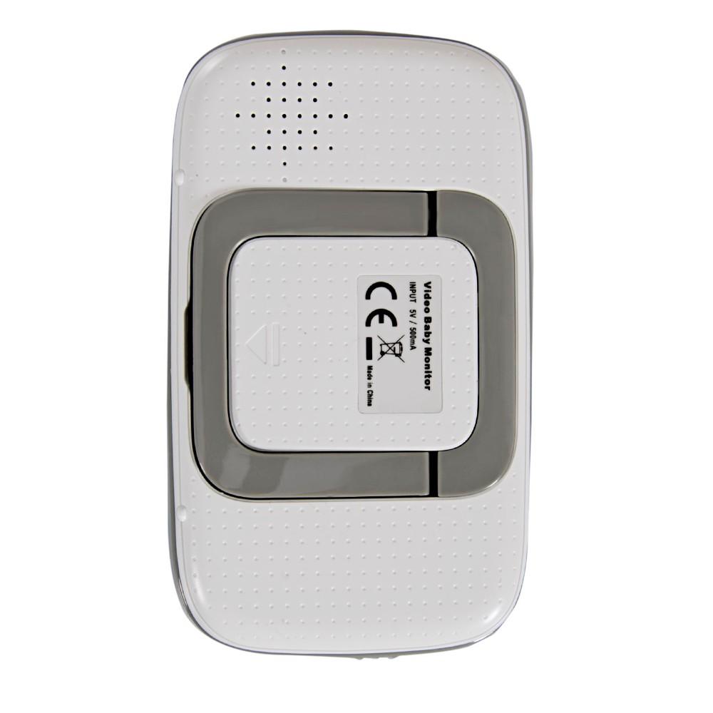3.2 inch Wireless baby Monitor High Resolution Portable LCD Display Nanny Security Camera Night Vision Temperature Monitoring (14)
