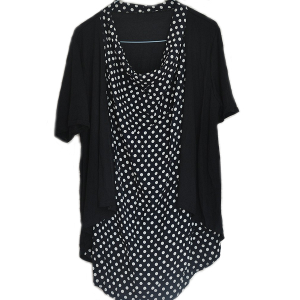 Shop for ladies polka dot shirts online at Target. Free shipping on purchases over $35 and save 5% every day with your Target REDcard.