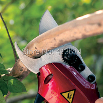 Australia, USA, Euro best selling garden pruner (forged blade)/electric/WS P-1/free shipping(China (Mainland))