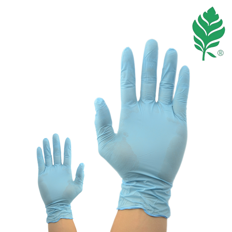 Disposable gloves sterile nitrilobutadien rubber surgery laboratory labor insurance a pair of<br><br>Aliexpress