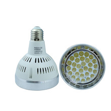 E27 led lamp 42W PAR30 LED spotlight high power LED bead 85-265V Warm white/White CE,RoHS(China (Mainland))
