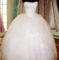 Paillette slim princess dress bandage wedding dress customize  sheath wdding dress free shipping