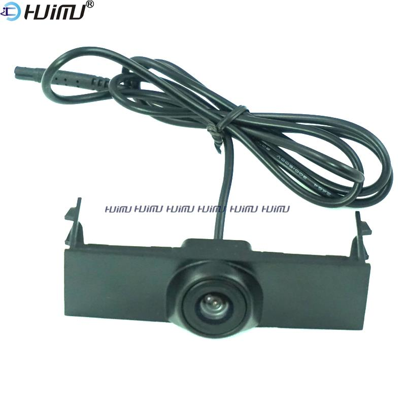 CCD night vision car front view camer for VOLKSWAGEN TOUAREG 2013 2015 parking camera positive image waterproof(China (Mainland))