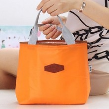 2015 New portable multifunctional insulation package food lunch fresh Small aluminum foil cool cooler bags women's handbag(China (Mainland))