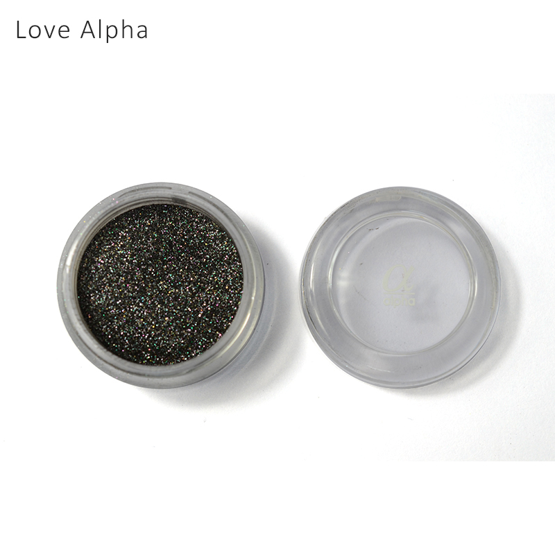 LOVE ALPHA Eye Shadow Shimmer Matte Eyeshadow Palette Flash Bright Pearl Cosmetic Shining Diamond Powder 12 Colors Eye Makeup(China (Mainland))