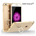 Luxury Armor Phone Cover with Finger Ring Case For iPhone 7 Plus 5 5s SE 6