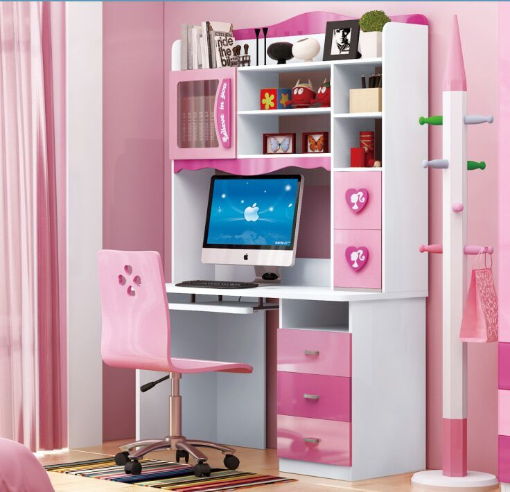 Online kopen wholesale roze hoek bureau uit china roze hoek bureau groothandel - Een hoek thuis ...