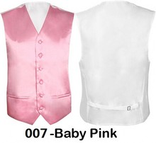 "New  Mens Wedding Waistcoat Groom Size 36""-48"" Chest Available S M L XL XXL 3XL 4XL(China (Mainland))"