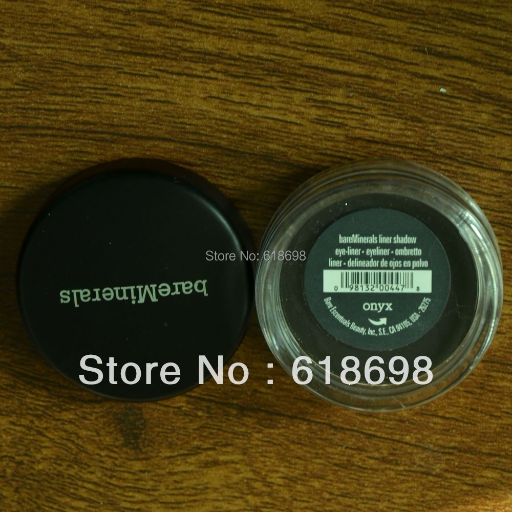 bare Minerals Escentuals onyx Eye Shadow Wholesale 9 colors Mix Free shipping(China (Mainland))