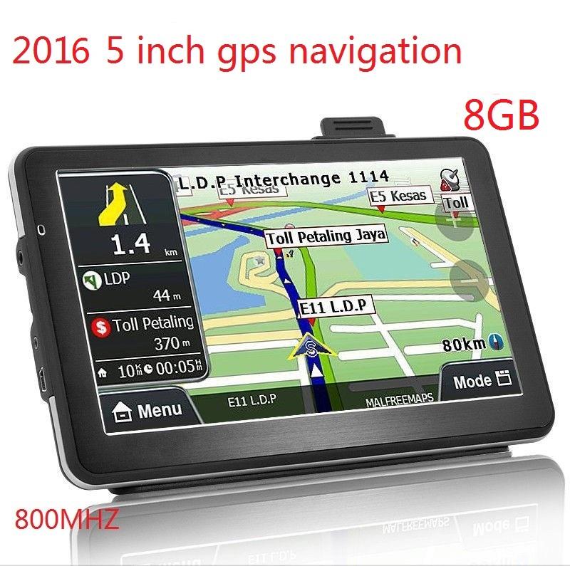Автомобильные GPS-навигаторы из Китая