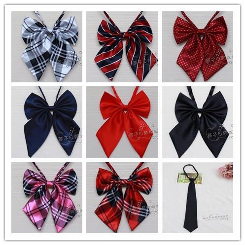 Как сделать галстуки для девочки 481
