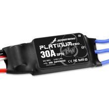 HOBBYWING Platinum 30A Pro 2-6S Speed Controller ESC OPTO Hexacopter Quadcopter