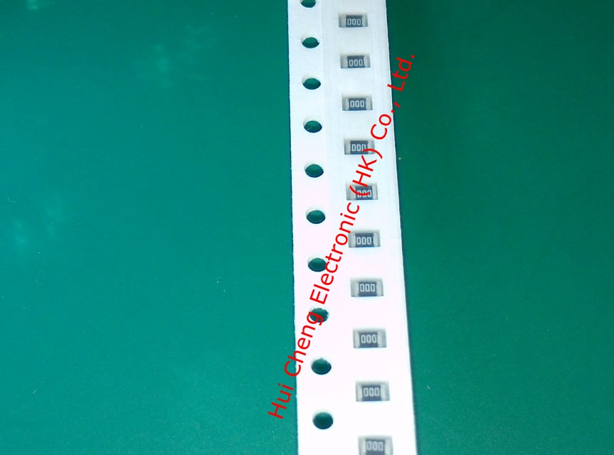 0R 0805 0 ohm 2012 5% SMD NEW - Hui Cheng Electronic (HK store Co., Ltd.)