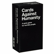 basic edition 550pcs Cards Against Humanities fundamentals USA UK Canada Australia version available(China (Mainland))