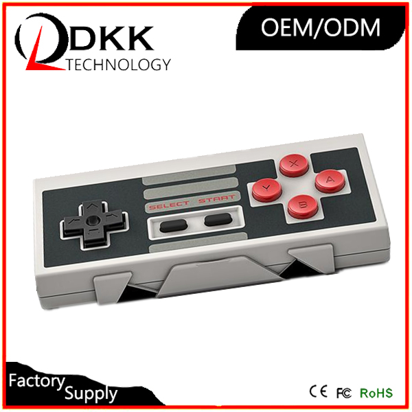 Newest Retro Design 8BITDO NES30 Wireless Bluetooth Gamepad Classic Games Controller Joystick for Wii for iOS Android PC Device(China (Mainland))