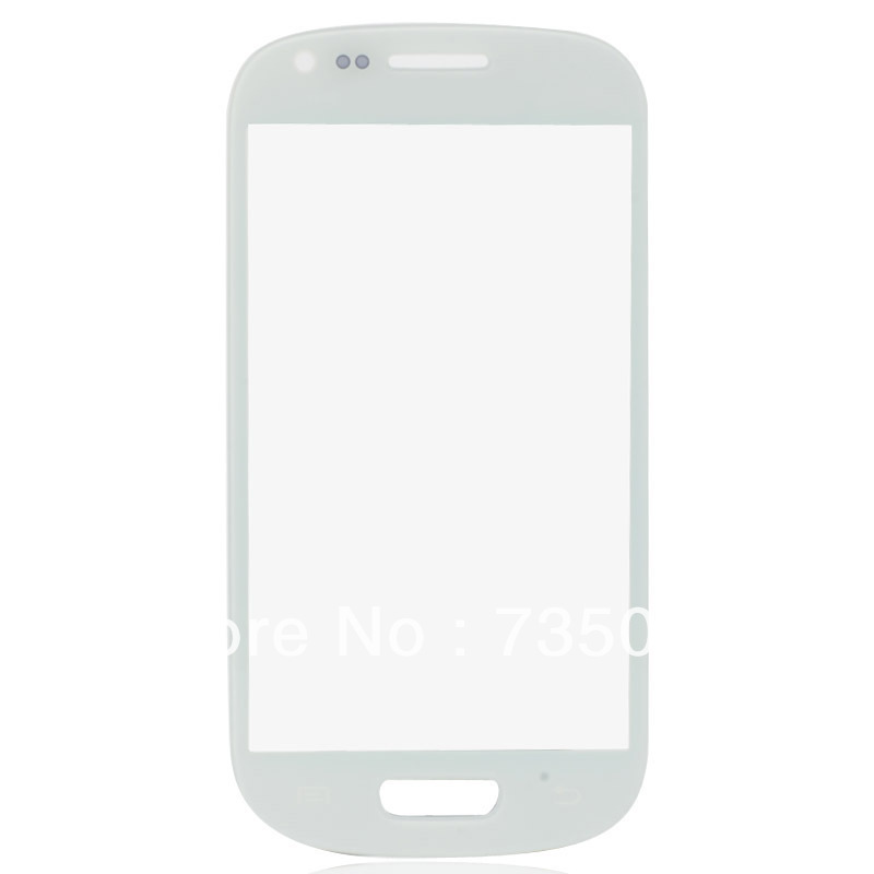 Hot! White Touch Screen Lens Glass Part For SamSung Galaxy S III S3 Mini i8190 D0681 P