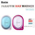Bluerise 265W Paraffin Wax Warmer Heater EU Plug Brush Nail Art Beauty Equipment Body Hand Feet